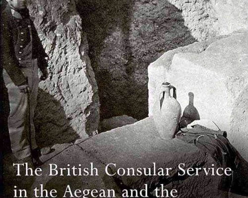 Lucia Patrizio Gunning, The British Consular Service in the Aegean and the Collection of Antiquities for the British Museum. Farnham: Ashgate Publishing Ltd., 2009, 224 pp.