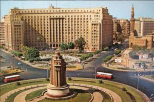 "Credit: Nina Awad, ""Old Photos of Cairo."" http://stepfeed.com/extra-bits/cookie-jar/old-photos-egypt-will-make-want-go-back-time/?utm_source=facebook&utm_medium=social&utm_campaign=evergreen#.WA8REuUrIdU accessed 25 Oct 2016"